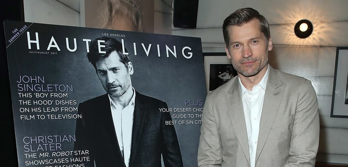 Haute Living and Hublot Celebrate Nikolaj Coster-Waldau