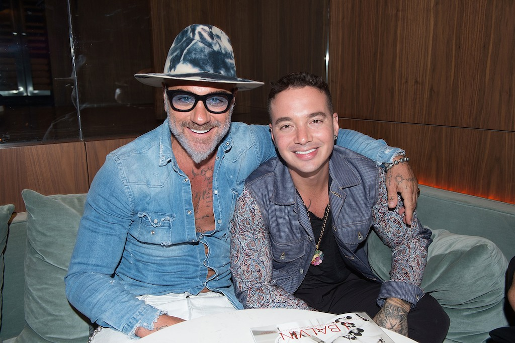 Haute Living Celebrates J Balvin At Matador Room At The Miami Beach Edition With Buchanan's Whisky