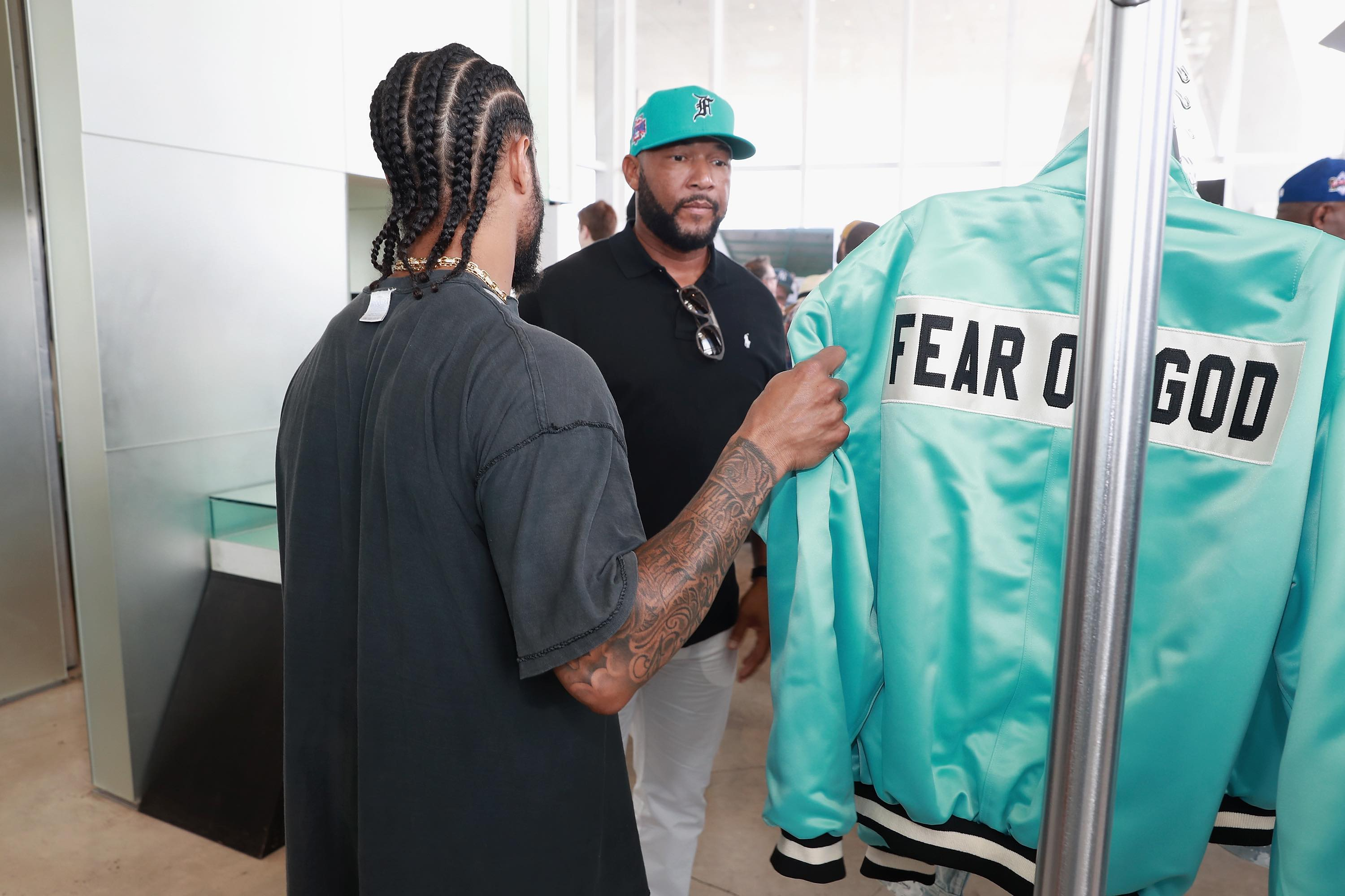 Jerry Lorenzo on FOG s Fifth Collection and Collab with New Era for ... c1de400be71