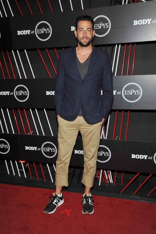 Actor Zachary Levi