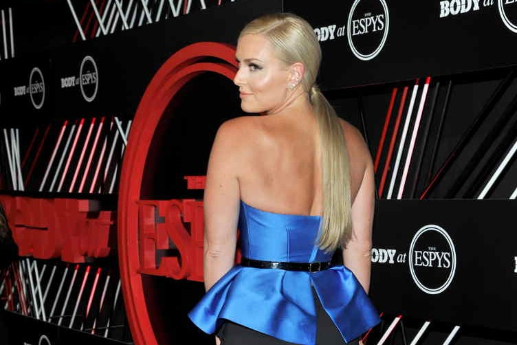 Alpine Ski Racer Lindsey Vonn at BODY at ESPYS at Avalon