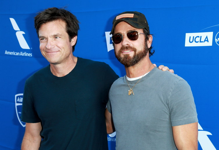 Jason Bateman (L) and Justin Theroux