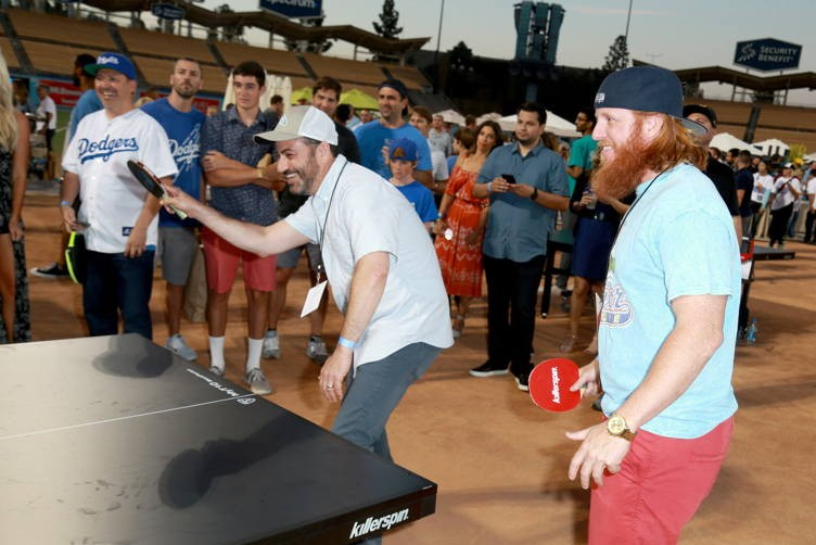 Clayton Kershaw's 5th Annual Ping Pong 4 Purpose Celebrity Tournament 6