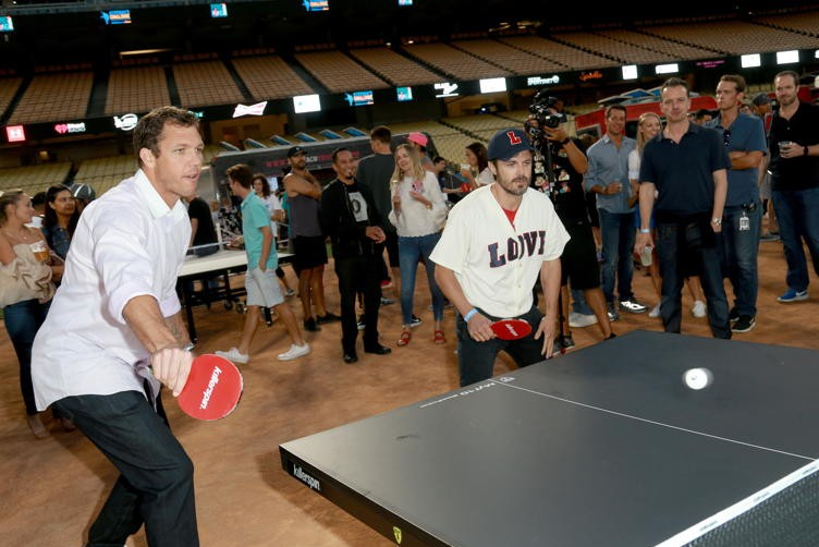 Clayton Kershaw's 5th Annual Ping Pong 4 Purpose Celebrity Tournament 5