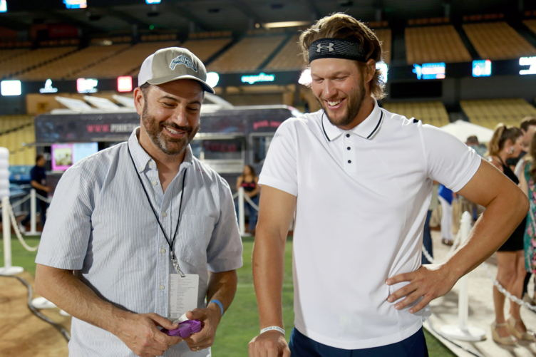 Clayton Kershaw's 5th Annual Ping Pong 4 Purpose Celebrity Tournament 4
