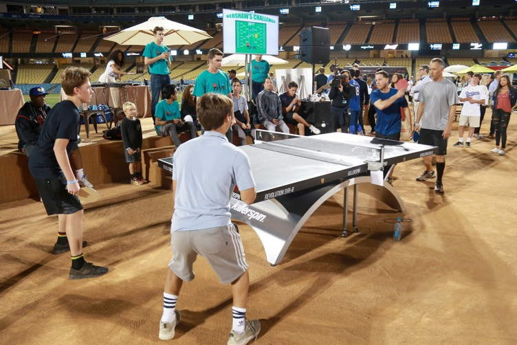 Clayton Kershaw's 5th Annual Ping Pong 4 Purpose Celebrity Tournament 2