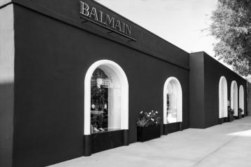Balmain takes Los Angeles