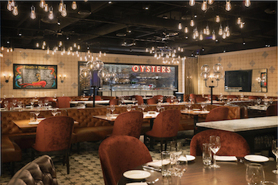 Main Dining Room & Oyster Bar