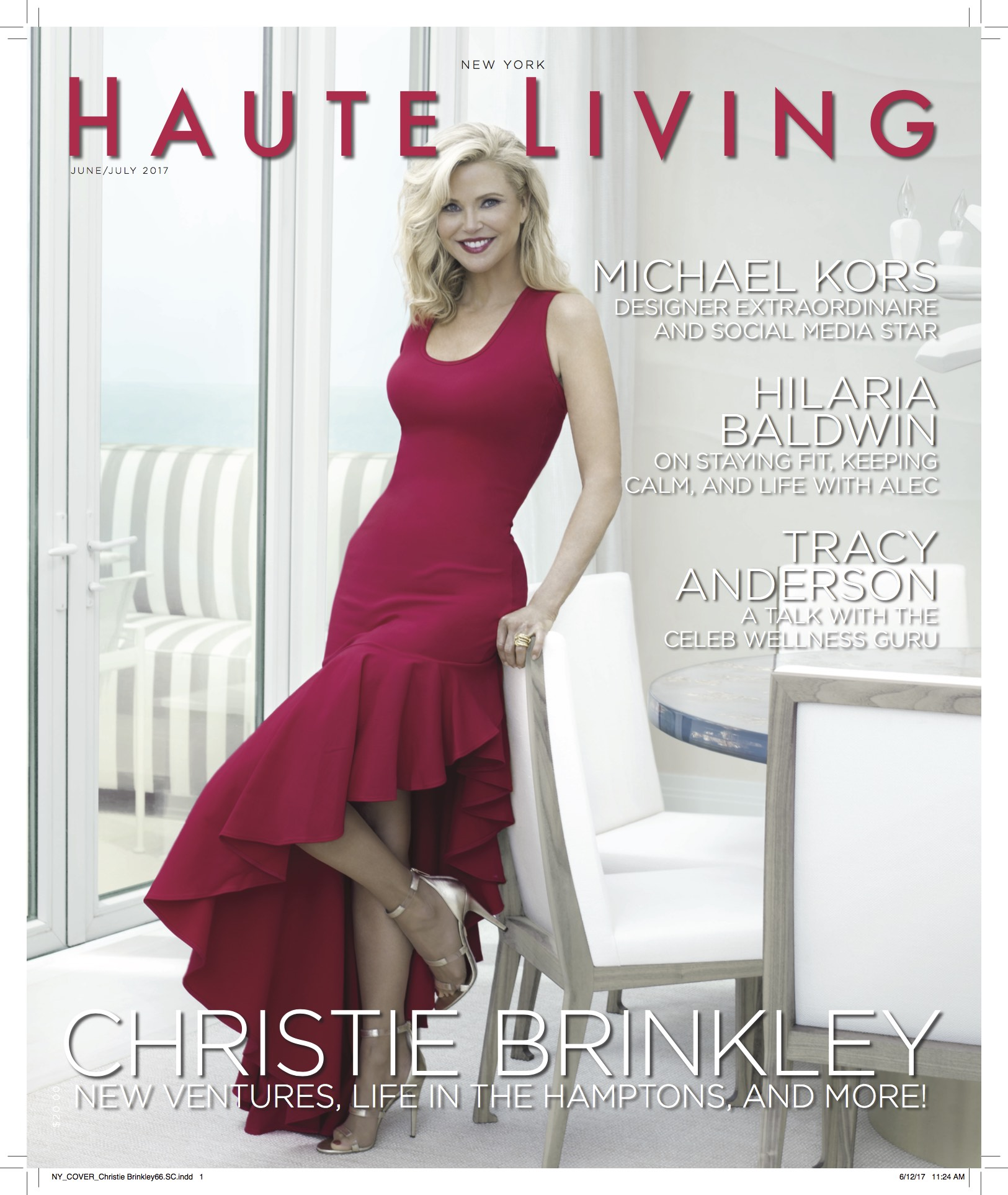 Haute Living New York April/May 2016