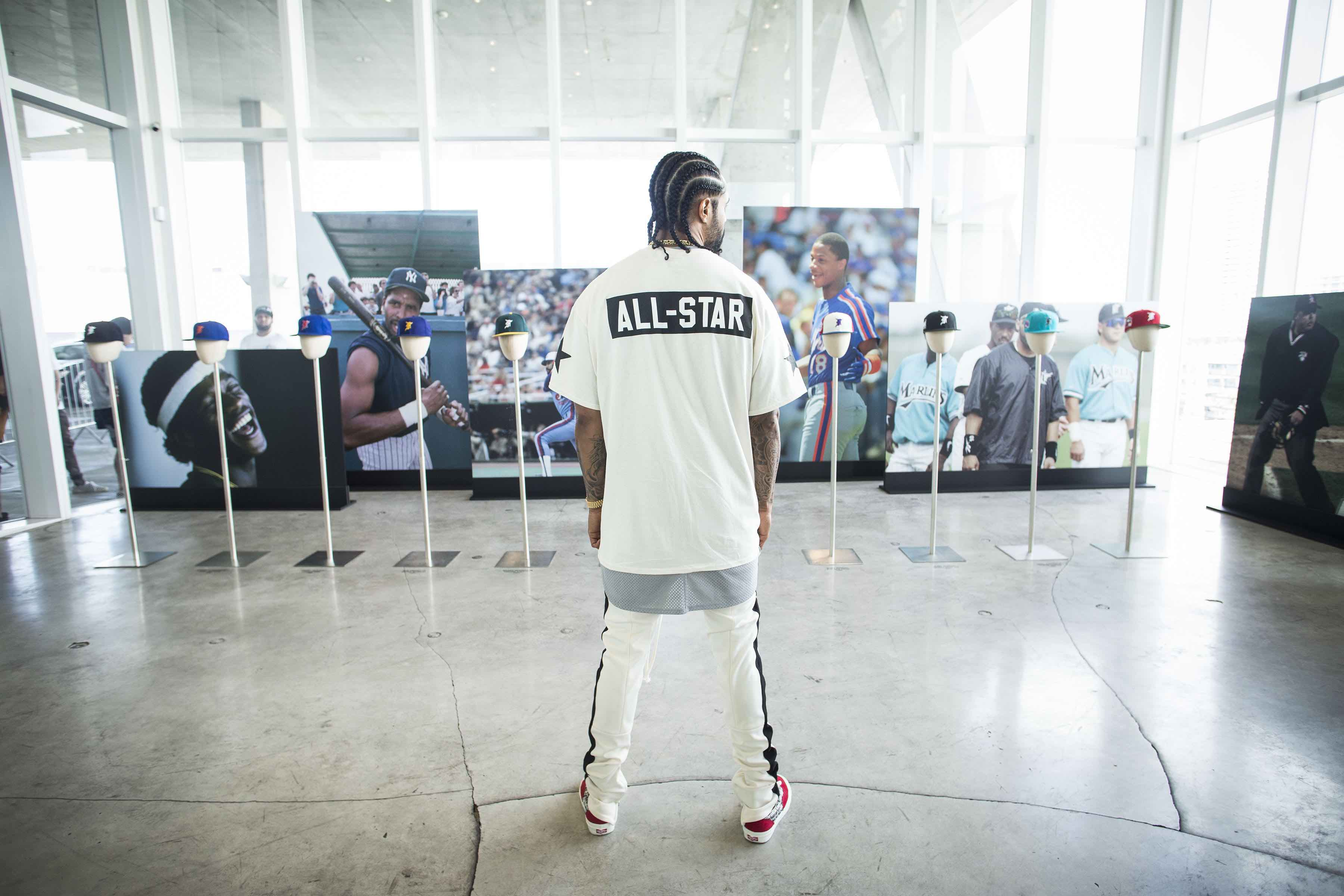 b5e8392595e9f Jerry Lorenzo on FOG s Fifth Collection and Collab with New Era for MLB All  Stars