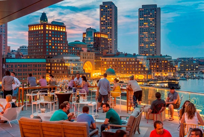 Lookout Rooftop Bar