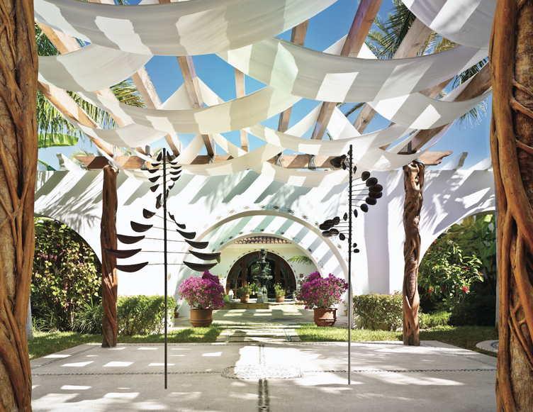 One&Only Palmilla Yoga Garden