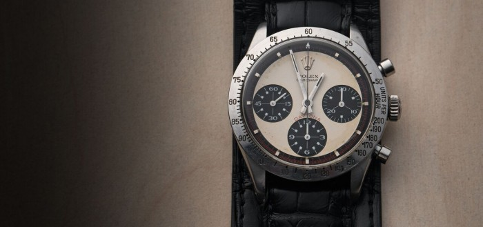 Paul Newman's Personal Rolex Cosmograph Daytona Coming Up For Auction