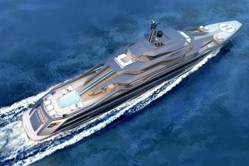 Roberto-Curto-yacht-concept-Mauna-Kea-aerial-view