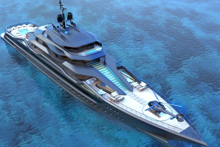 Roberto-Curto-yacht-concept-Mauna-Kea-bow-view