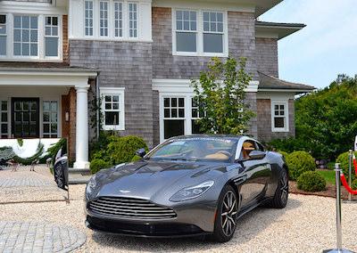 The all new Aston Martin DB11