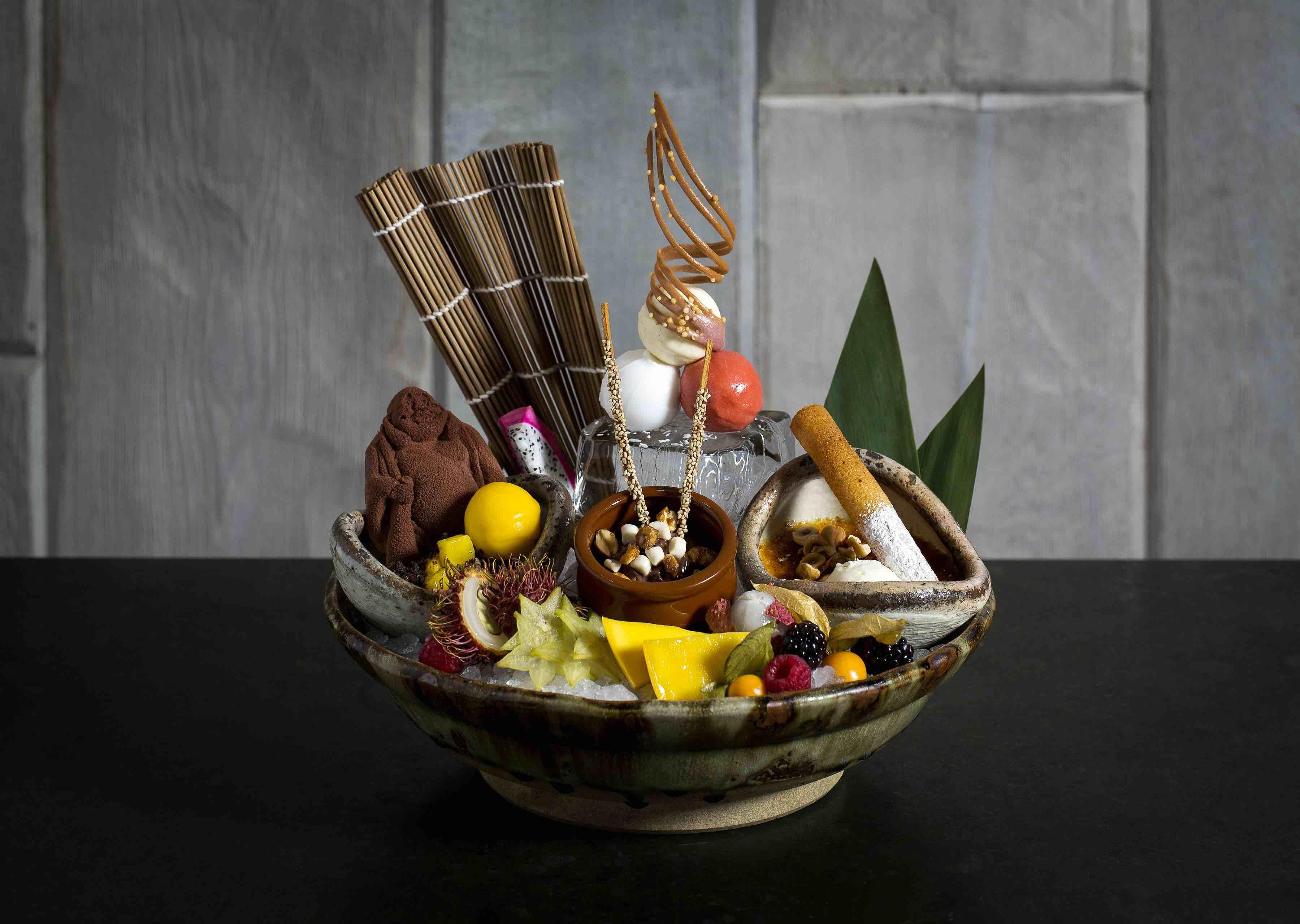 dessert platter etaru