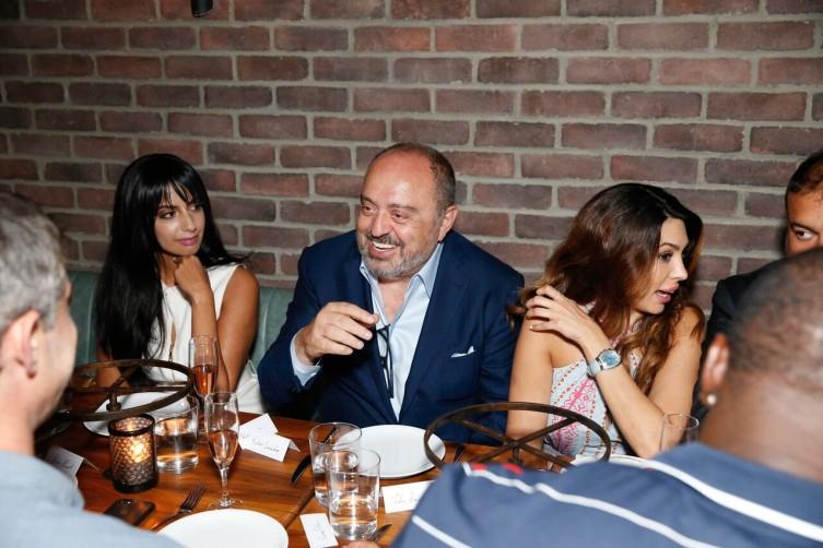 Kiran Cee, John Simonian & Gigi Gharai