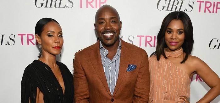Will Packer, Jada Pinkett Smith, Regina Hall Host 'Girls Trip' Screening in Atlanta