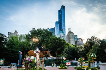 1 Rolex Central Park Horse Show, Photo Credit Ashley Neuhof