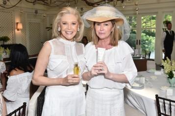 Audrey Gruss' All White Tea & Hamptons hope launch