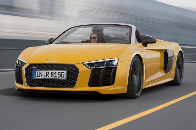 Audi Makes Bold Move With New R8 Spyder