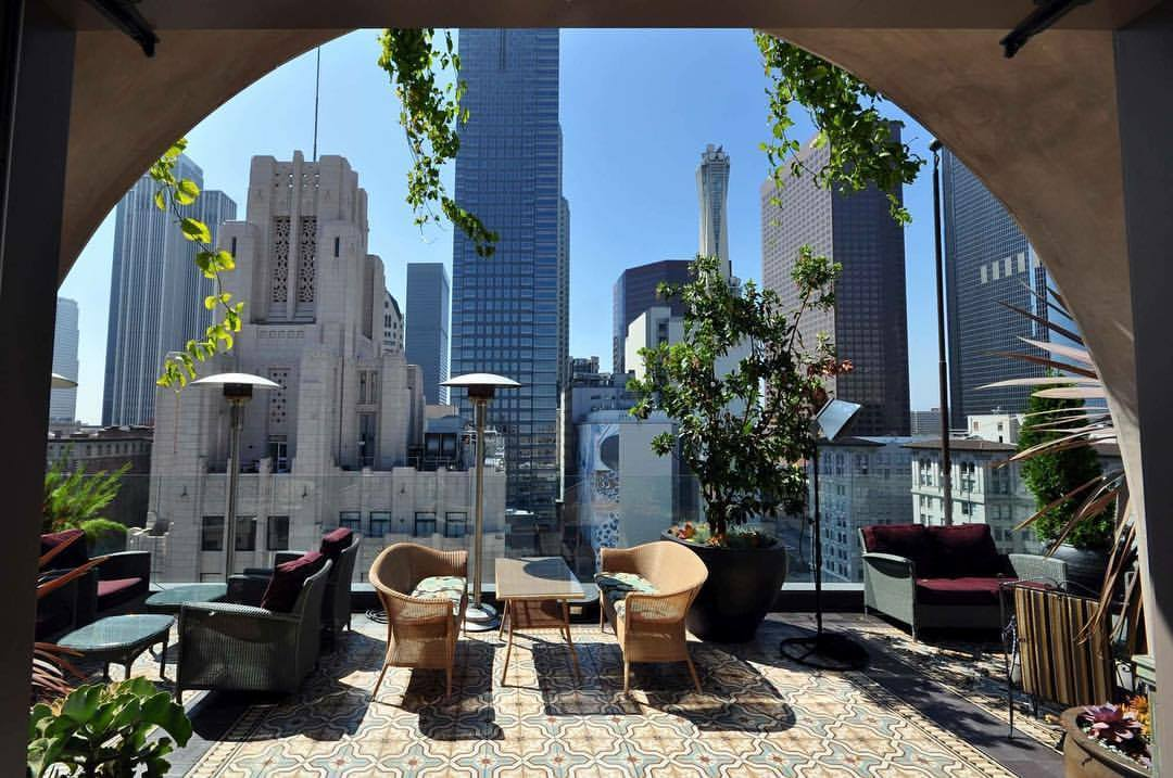 Best Places For Happy Hour With A View In Los Angeles