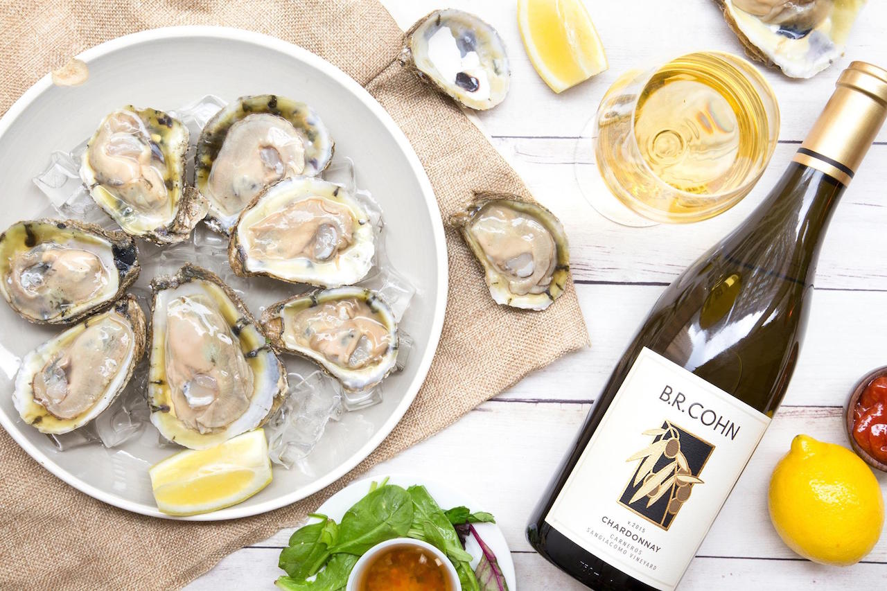 Hog Island will be serving oysters at B.R. Cohn's Summer of Love event