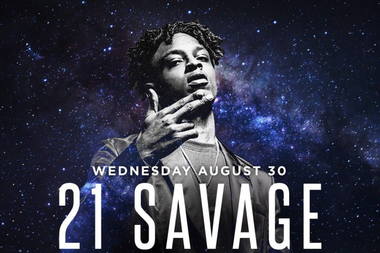 21 savage las vegas labor day weekend