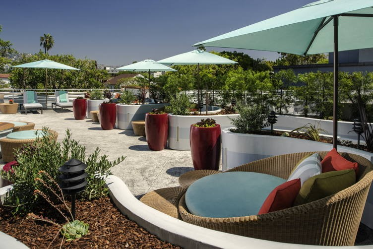 Hôtel Sofitel Los Angeles at Beverly Hills 8