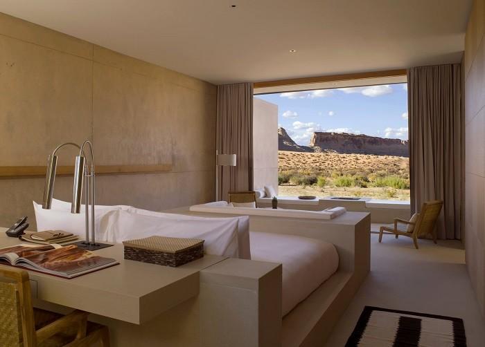 Amangiri Desert View Suite