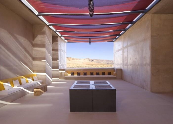 Amangiri Entrance Lounge