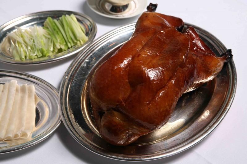 Beijing Duck 2 mr chow