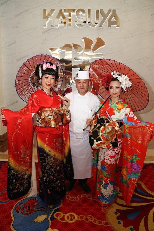 Chef Katsuya Uechi