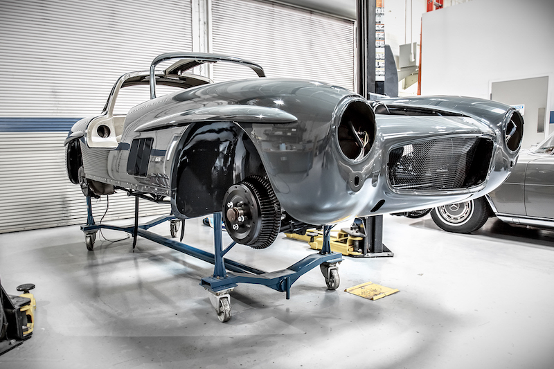 Classic Workshop - 300 SL copy