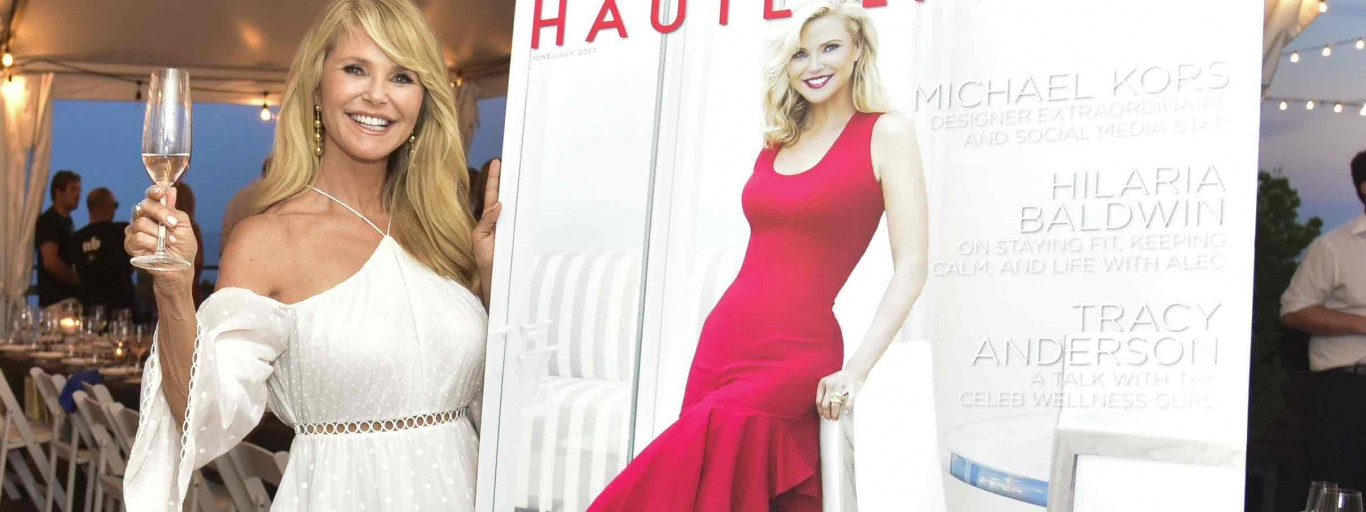 Haute Living Celebrates Christie Brinkley At Gurney's Montauk