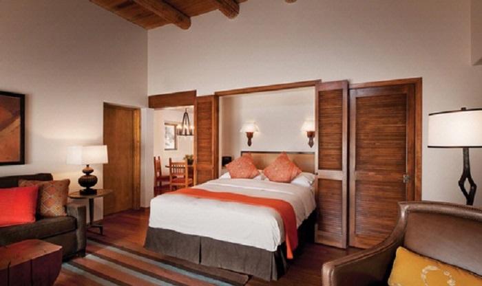 Enchantment Resort Living Room