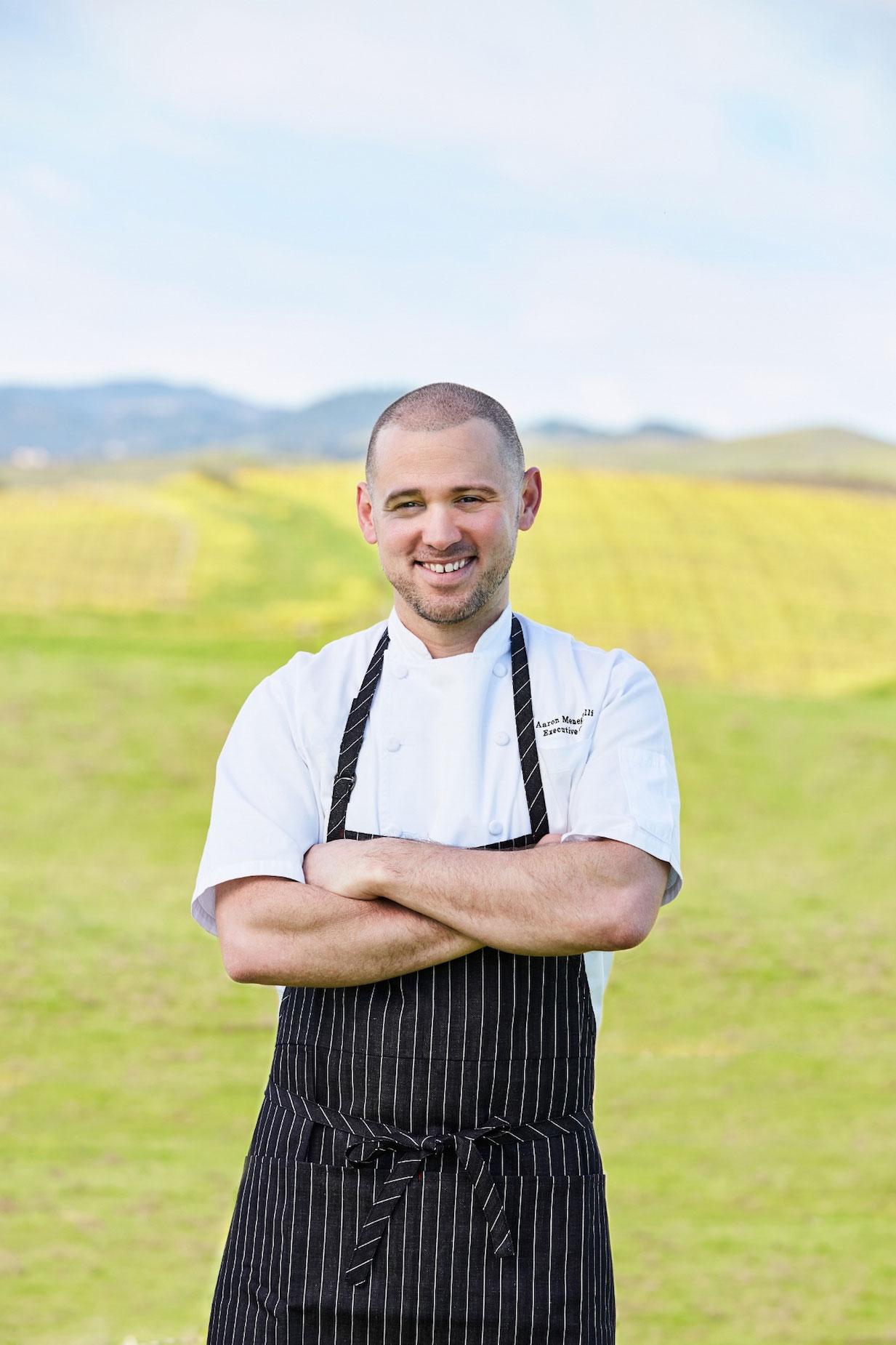 Chef Aaron Meneghelli