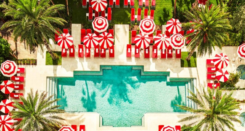 Cool Off This Summer In Miami At These Haute Poolside Destinations