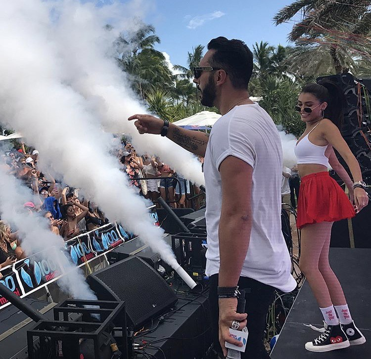 Cedric Gervais and Madison Beer