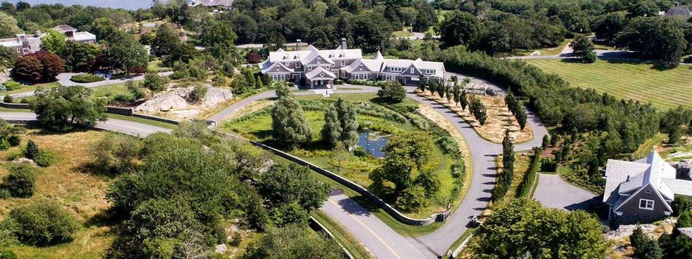 Newport, Rhode Island's $15.5M 'Bird House' Estate Is Owned By Campbell Soup Heiress