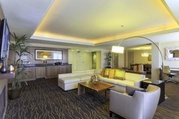Hilton Salt Lake City Center Conrad Suite