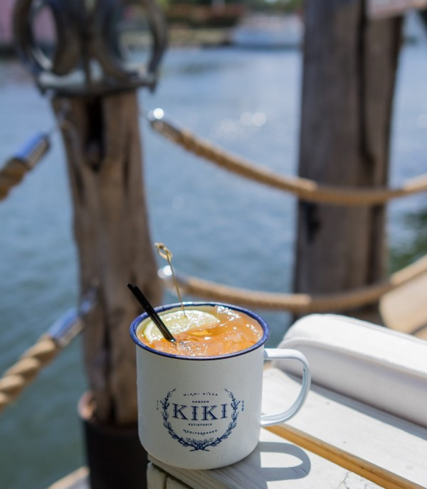 Kiki on the River