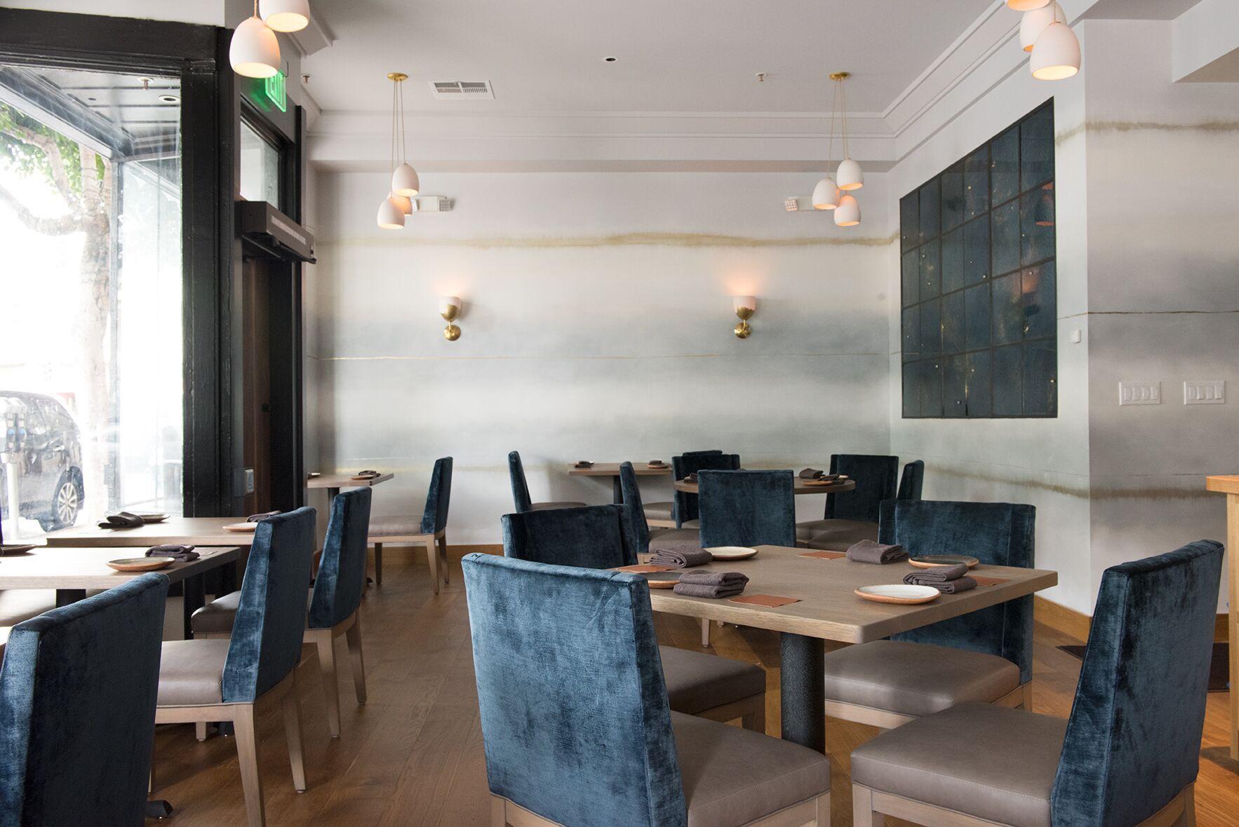 Nightbird's dining room
