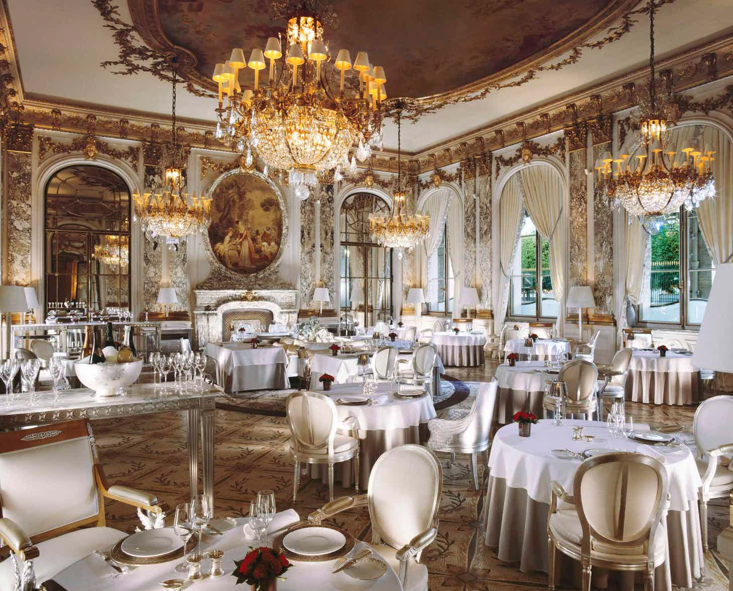 The World S Most Expensive Restaurants