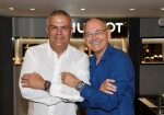 Ricardo Guadalupe and John Gofas