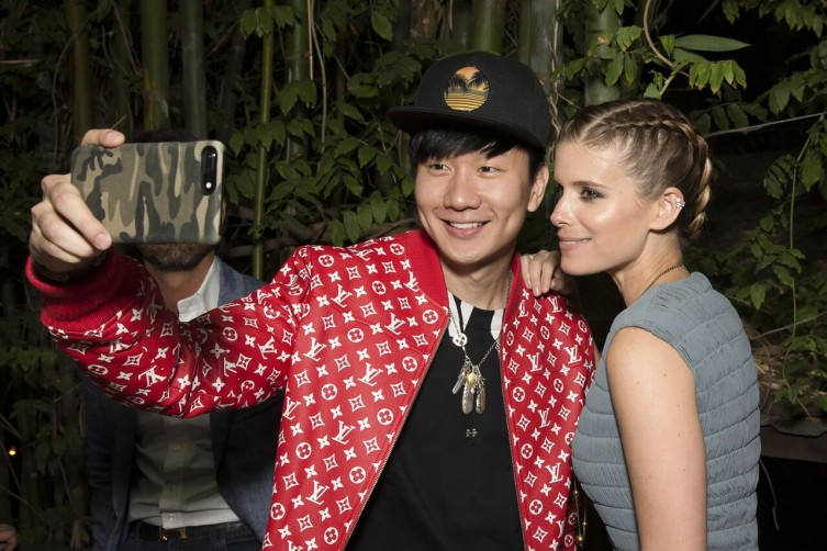 JJ Lin and Kate Mara