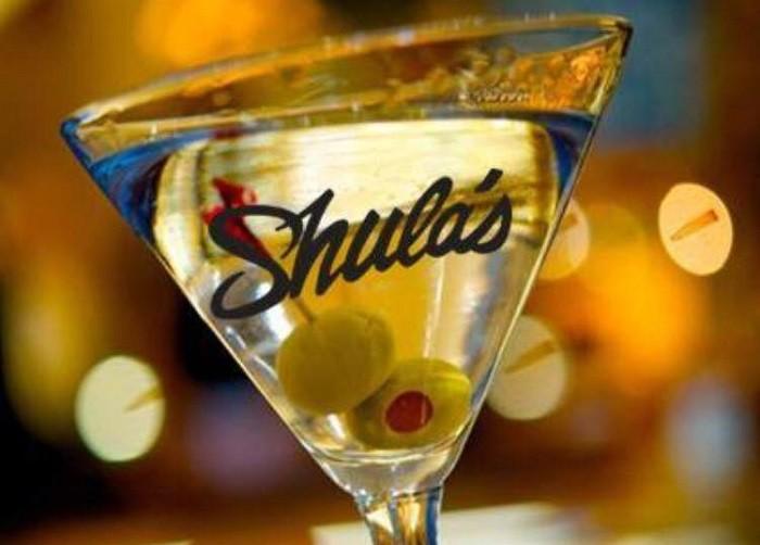 Shula's Martini