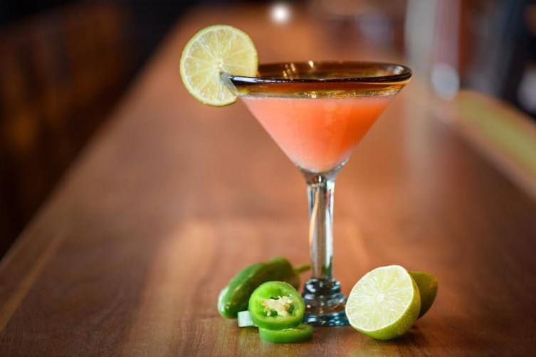 Temazcal En Fuego Margarita