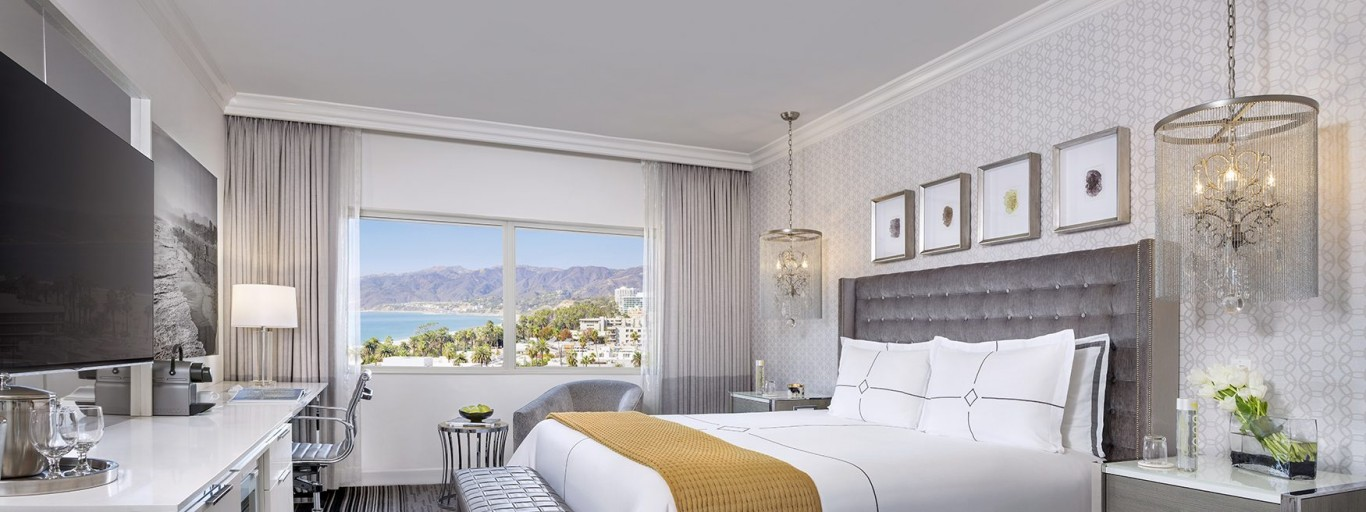 Stunning Santa Monica Hotels Fitting For A Last-Minute Retreat